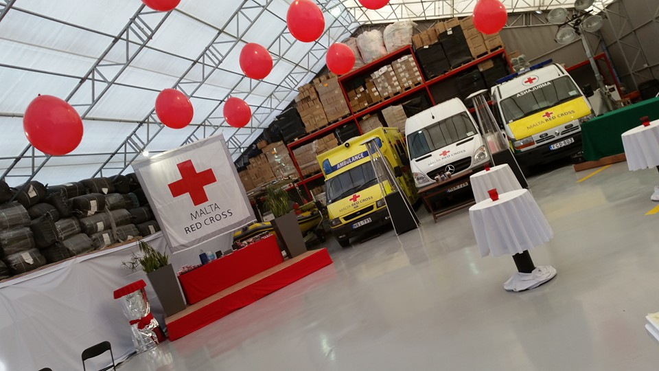 Malta Red Cross New Year Celebrations